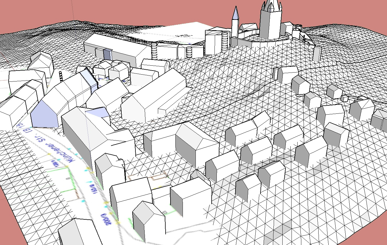 Haager-Land-Massivbau-Entwurf